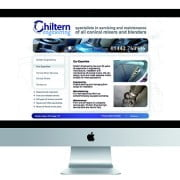 Custom website design Tring Hertfordshire