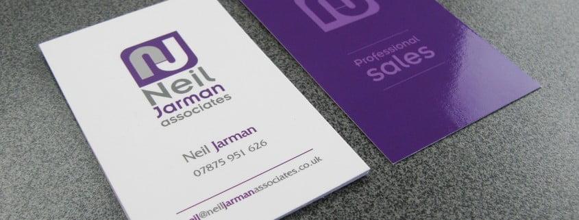 Contemporary business card designers Tring