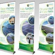 Bespoke banner graphics Aylesbury
