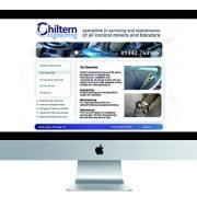 Custom website design Tring Hertfordshire