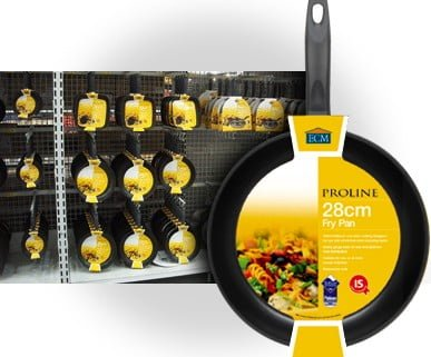 Display packaging, Design and print