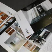 Bespoke doors brochure design Maidenhead