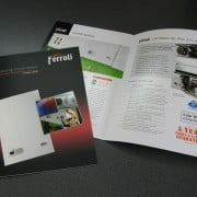 Annual report, brochures and more