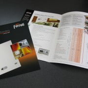 Specifications literature and brochures, Tring