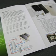 Product promotional literature Tring