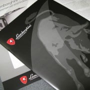 Commercial brochure printing