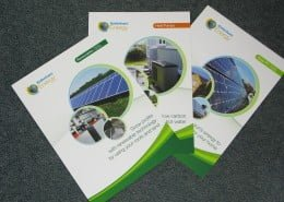 Business brochure design and printing Tring