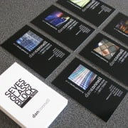 Corporate business card designers