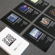 Corporate business card designers