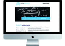 Bespoke corporate website development