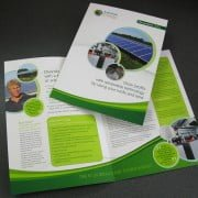 Energy brochure designers Tring