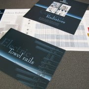 Corporate Graphics literature Bedfordshire
