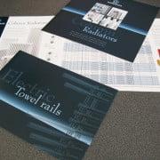 Corporate Graphics literature Bedfordshire
