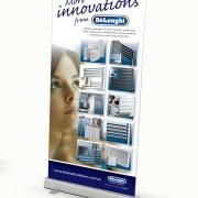 portable banner stands and graphics Tring